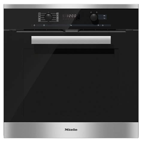 Add to wishlist & comparison. Miele H6260BPCLST PureLine Built In Pyrolytic Oven ...