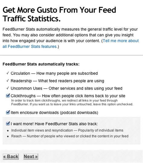 how to setup and use feedburner for blogging or podcasting