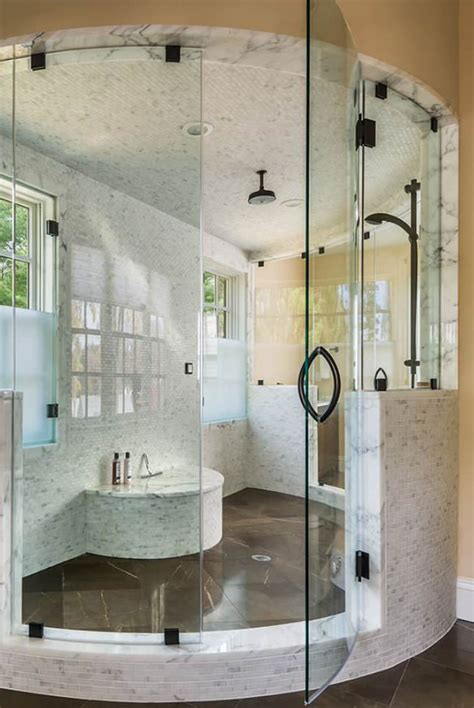 Show Me Bathroom Designs by Exciting Walk In Shower Ideas For Your Next Bathroom