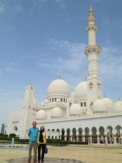 Mosque Zayed Sheikh Grand Parents