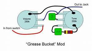 Strat Grease Bucket Tone Pot Wiring Diagram
