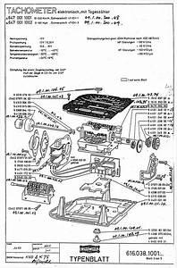 Bmw 1983 K100 Instruments