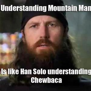 Mountain Man Qu... Duck Dynasty Donut Quotes