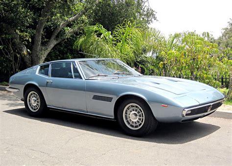 vintage maserati ghibli 15 classic cars that define cool cool material