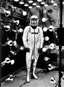 1950s Astronauts Testing Spacesuits   Yunchtime