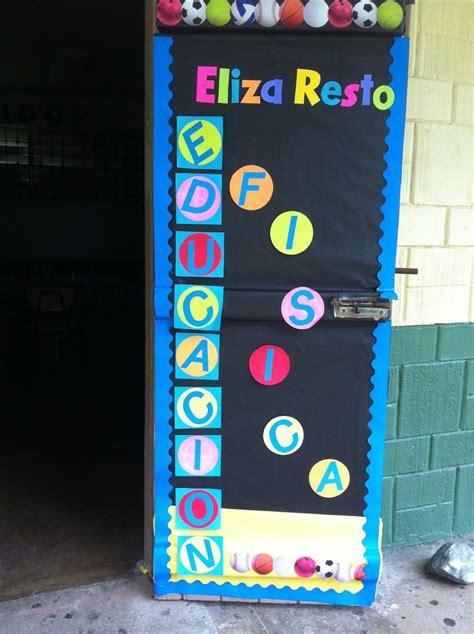 decoracion de puertas para salon de clases apexwallpapers