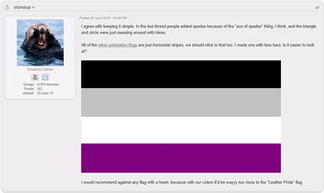 asexual colors the asexuality flag asexuality archive