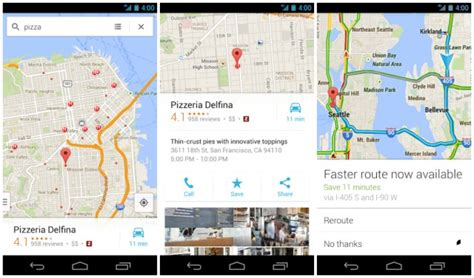 maps app for android new maps 7 0 available on play