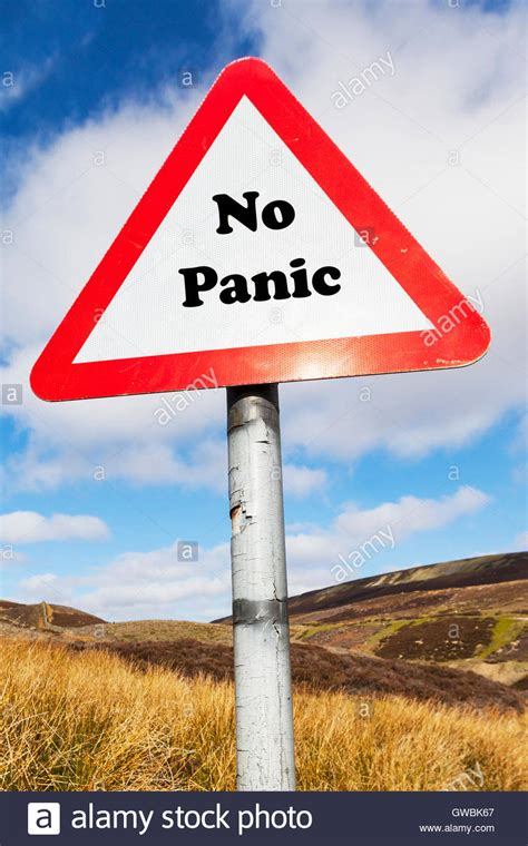 dont panic high resolution stock photography  images