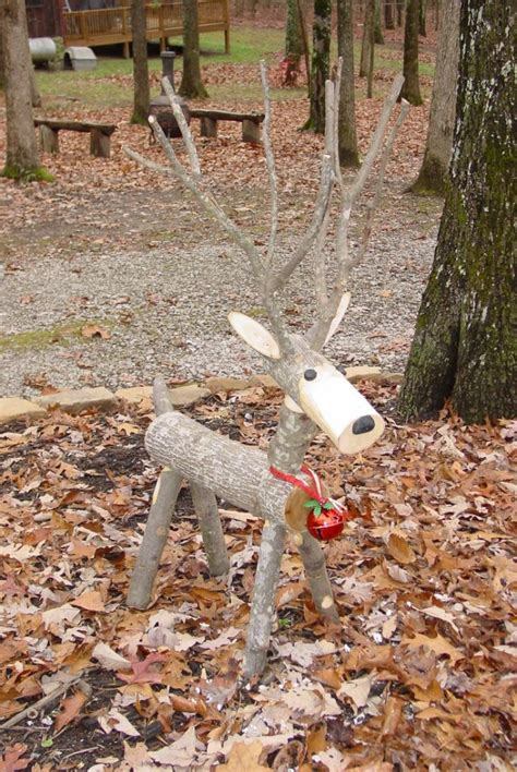 tree yard decorations 40 rustic outdoor decorations ideas 5415