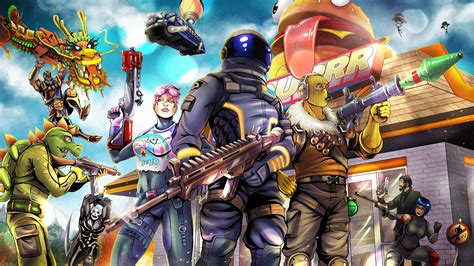All of the fortnite wallpapers bellow have a minimum hd resolution (or 1920x1080 for the tech guys) and are easily downloadable by clicking the image and saving it. 2018 4k Fortnite, HD Games, 4k Wallpapers, Images, Backgrounds, Photos and Pictures