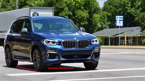 How Does The 2018 Bmw X3 M40i Look In Real Life?