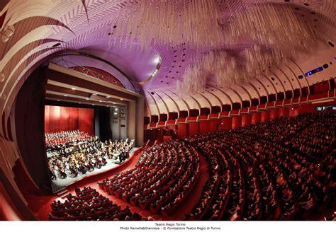 teatro regio torino cultural italy