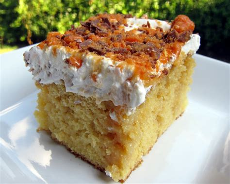 butterfinger cake plain chicken
