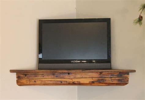 corner tv shelf c30 30 quot reclaimed barn beam pine corner shelf antique