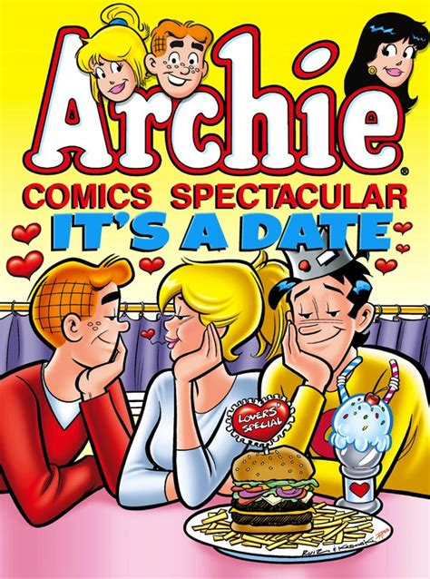 hi駻archie cuisine preview archie spectacular it s a date for
