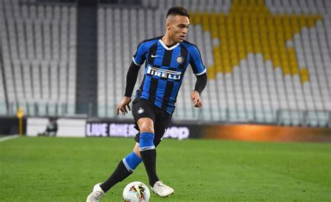 Ex-Juventus, sobre saída de Lautaro da Inter: 'Ele vai ...
