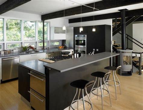 cuisine moderne ilot central cuisine moderne avec ilot central