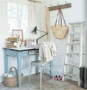 Shabby, Chic, Home, Office