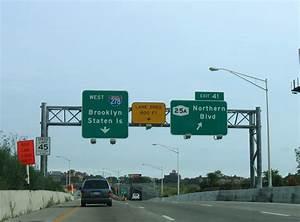 Interstate 278 Brooklyn-Queens Expressway (BQE) West ...