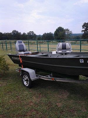 15 Ft Boat by 15 Ft Jon Boat Boats For Sale
