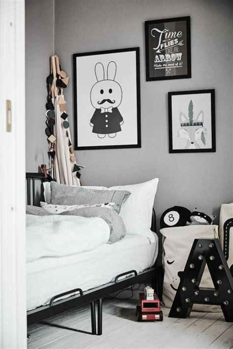 Deco Chambre Lit Noir Deco Chambre Lit Noir Beautiful Dco Design Joli