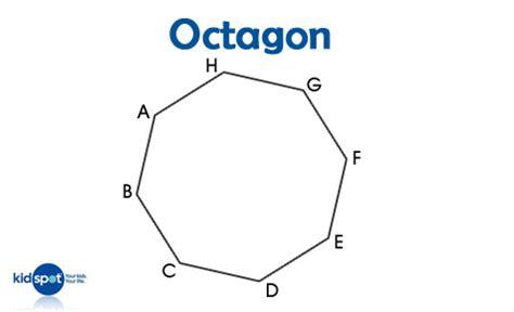 shapes  kids    octagon shapes