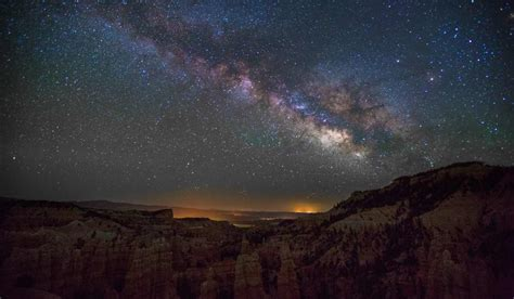 Milky Way Our Planet