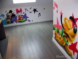 Chambre Bébé Disney : d cors sur le th me des personnages b b s disney ~ Farleysfitness.com Idées de Décoration