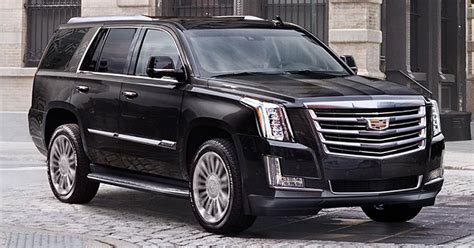 2018 Cadillac Escalade Gets a New Transmission | Forest ...