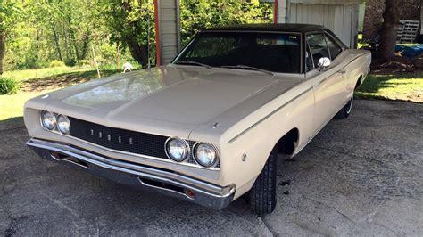 Clean Mopar: 1968 Dodge Coronet 440