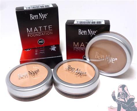 Ben Nye Cake Foundation Review