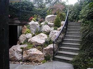 Garten Mauern Steine : steine im garten haloring ~ Markanthonyermac.com Haus und Dekorationen