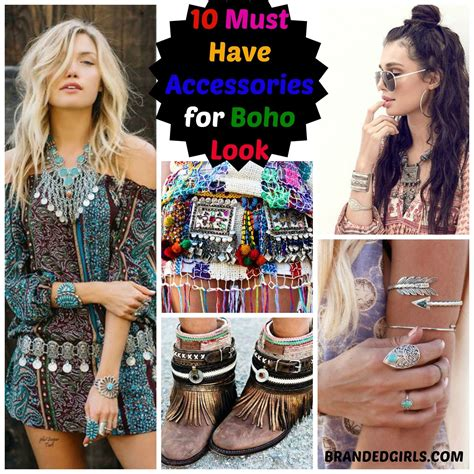 10 Bohemian Accessories for Girls for the Perfect Boho Look