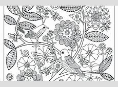 Garden Pictures For Coloring Flower Garden Color Pages