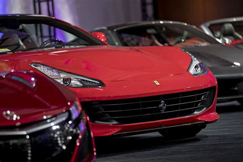 Ferrari Supercars Are So Hot That They're Sold Out Into