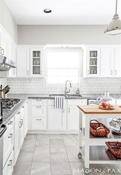 beautiful white kitchens classic white kitchen grey