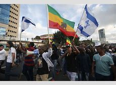 AntiRacism Rally Turns Violent as EthiopianIsraelis