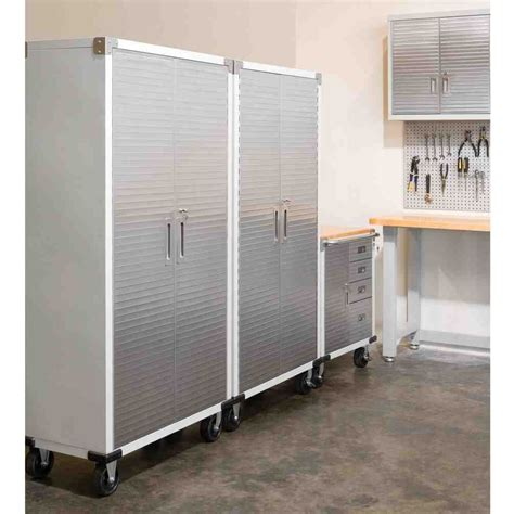 heavy duty garage cabinets metal storage cabinets metal