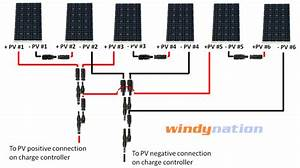 Mppt Series Complete Kit  600 Watt 600w 600watts 24v Pv Solar Panel Rv Boat