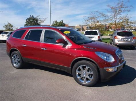 Sell Used 2010 Buick Enclave Cxl / Fwd / Leather / Sky