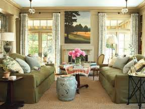 Southern Living Living Room Paint Colors by Olive Green Rooms On Olive Living Rooms Olive