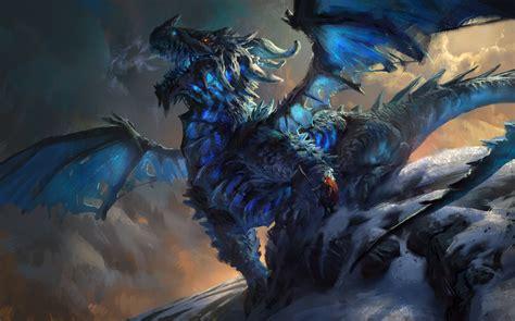 ice dragon backgrounds hd pixelstalknet