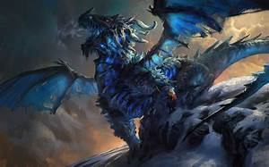 25 Best Epic Dragon Art Picture Gallery | Ice dragon ...