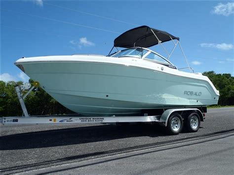 Robalo R227 Boat Test by Robalo Boats For Sale In Tavernier Florida Boats
