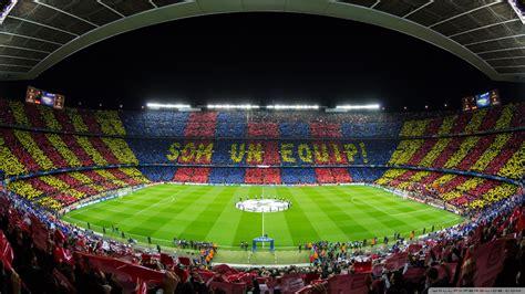 visite du stade du fc barcelone camp nou tgv