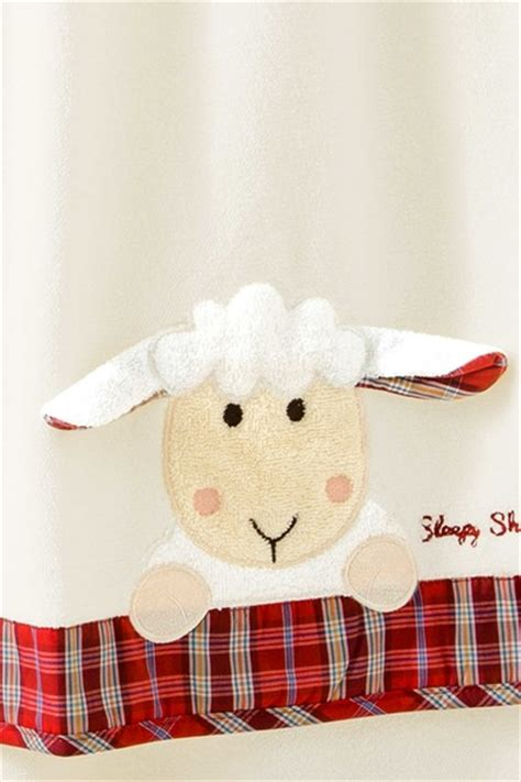 Kinder Decke Sleepy Sheepy, Natur > Morgenstern