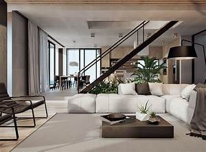 Modern Home Interior Design Arranged With Luxury Decor ...