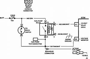 2000 Blazer Fuel Pump Wire Diagram