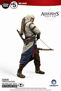 Get A First Look At McFarlane's New Assassin's Creed III ...